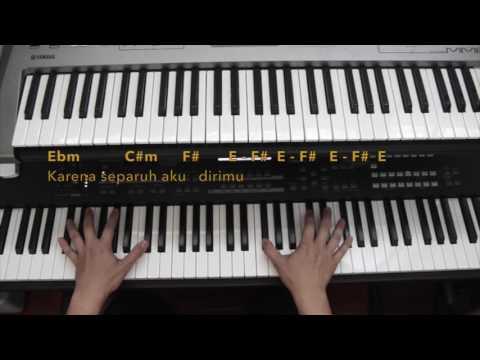 Piano Cover Dari Ulu - Noah Separuh Aku
