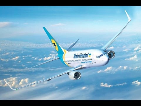 Ukraine International Airlines - Unravel Travel TV