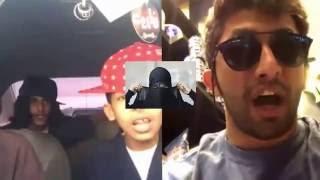 Download Video aposn   القبض على ابوسن من الشرطة السعودية وهو في بث  يوناو الفيديو الكامل قبل MP3 3GP MP4