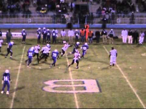 deljavon Ralph simmons football highlight