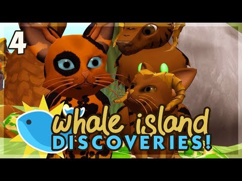 The Perfect Purr! | Niche Let's Play • Whale Island Discoveries - Episode 4