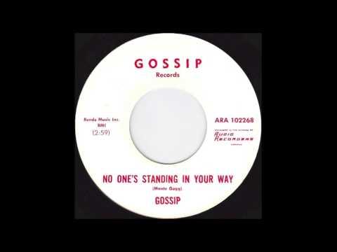 Gossip - No One's Standing In Your Way (1968)