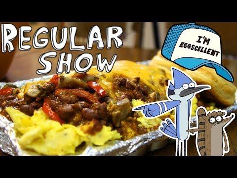 The EGGSCELLENT CHALLENGE from Regular Show! thumbnail