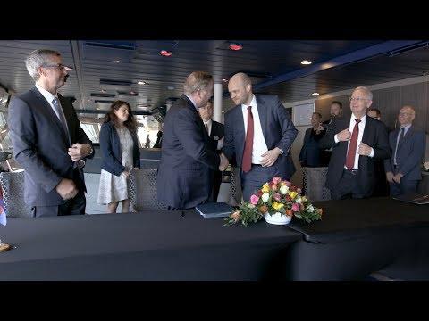 Spectrum of the Seas joins Royal Caribbean fleet