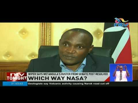 Mudavadi, Kalonzo and Wetangula insist they are in NASA to stay