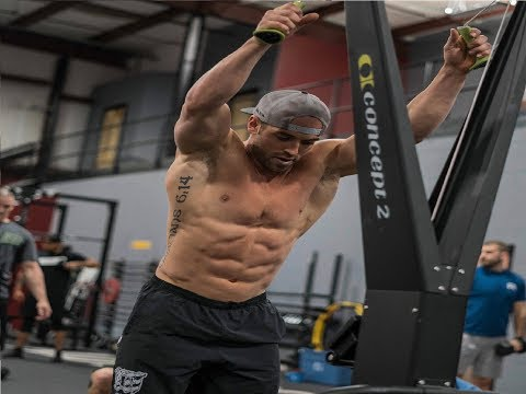 Rich Froning CrossFit Training 2018