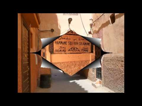 Marrakech Rue Sidi Ben Slimane - إذاعة مراكش ـ برنامج الحومة القديمة - حومة سيدي بن سليمان - الجزء1