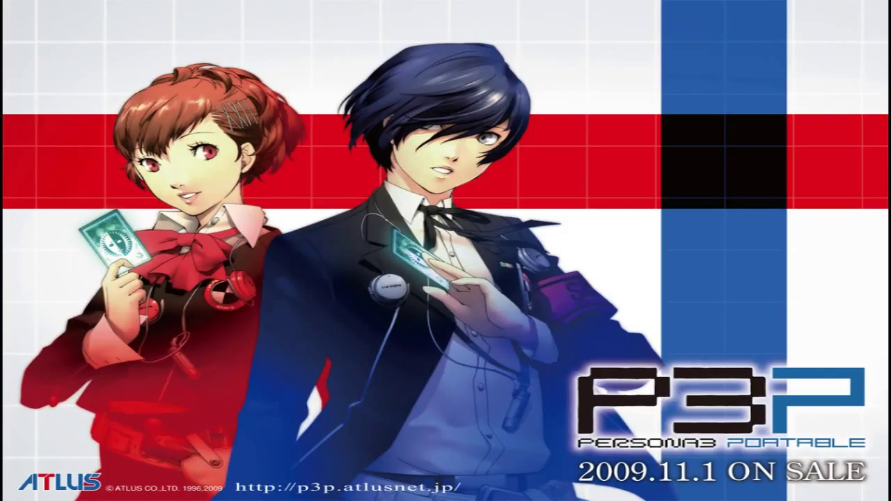 Persona 3 psp female dating 2