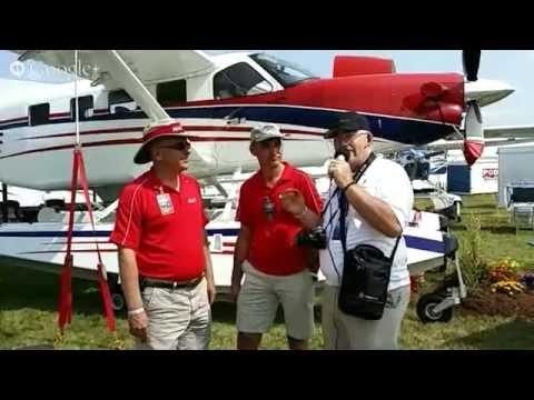 Kestrel Aircraft talks with Mission Aviation Fellowship