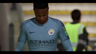 Chelsea vs. Manchester City 18/19 - Carabao Cup Final