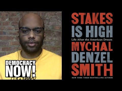 Mychal Denzel Smith on Breonna Taylor, Defunding Police, Systemic Racism & His Trump-Era Depression