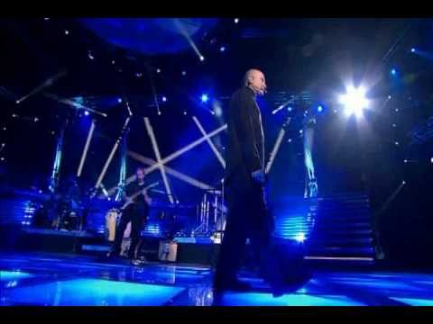 Phil Collins, 'In the air tonight' (First Farewell Tour)