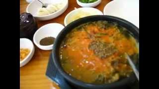 Корейский ресторан и бизнес конференция(поездка на обязательное обучение для хозяев ресторанов, кафе, баров, караоке и т.п., 2013-02-28T15:39:09.000Z)