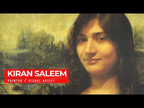 Female Artist of Pakistan | Kiran Saleem | National College of Arts Lahore | Short Film
