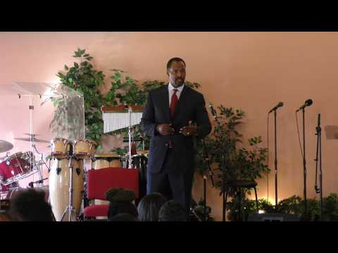 Following the Process - Pastor Charles Stewart