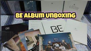 BE Album Unboxing