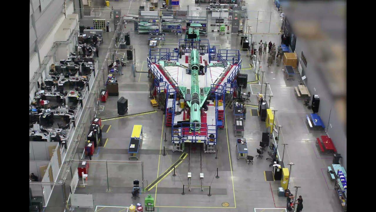 洛克希德·马丁公司准备对X-59进行安静的超音速飞行测试