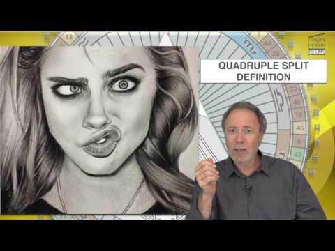 Quadruple Split Definition by Richard Beaumont - PREVIEW