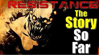 The Resistance Fall of Man Lore | The Story So Far and Humanity's Struggle Against the Chimera