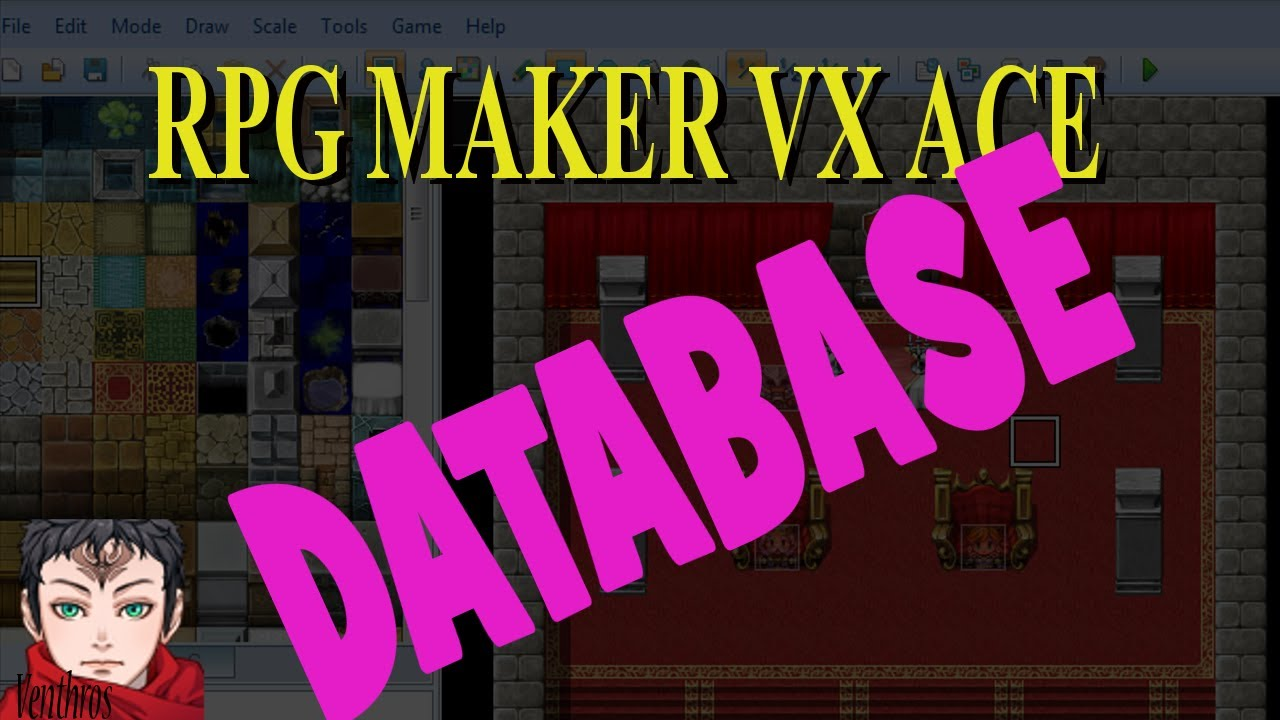 Rpg Maker Vx Ace Bulletin Rmvx Ace Features And: RPG Maker VX Ace Tutorial 9: Database Basics