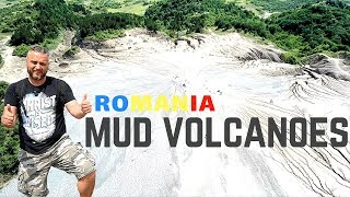 ROAD TRIP TO THE MUD VOLCANOES IN BERCA I ROMANIA
