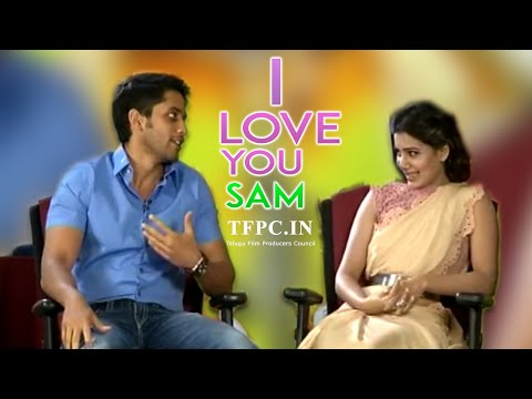 Naga Chaitanya Love Proposal To Samantha | Exclusive | Rare | TFPC