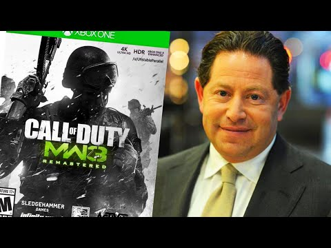 Activision is Getting Desperate... LOL (MW3 Remastered is Coming Soon)  
