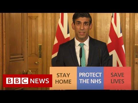 Coronavirus: UK government unveils aid for self-employed - BBC News