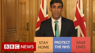 Coronavirus: UK government unveils aid for self-employed - BBC News