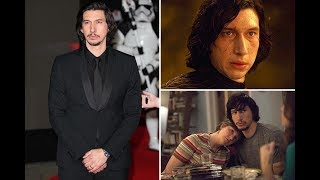 How tall is Adam Driver, who is the Kylo Ren actor's wife Joanne Tucker and when was the Star