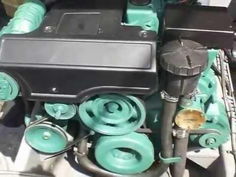 volvo kad 43p www allmarinediesel com youtube rh youtube com Volvo Penta Lower Unit Volvo Penta Control Box