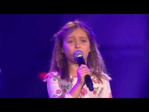 The Voice Kids \ Germany 2015 \ Maria - I Will Dance (When I Walk Away)