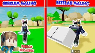 HOW TO QUICKLY BECOME MUSCULAR & EXERCISE SO MALING-#ROBLOX 3