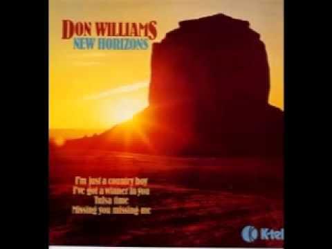 Don Williams - I've Got A Winner In You