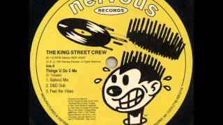 Play Things U Do 2 Me (Salsoul Mix)
