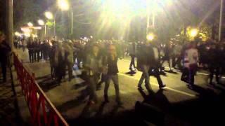 Фанаты разбился Хоккейный клуб Локомотив Ярославль