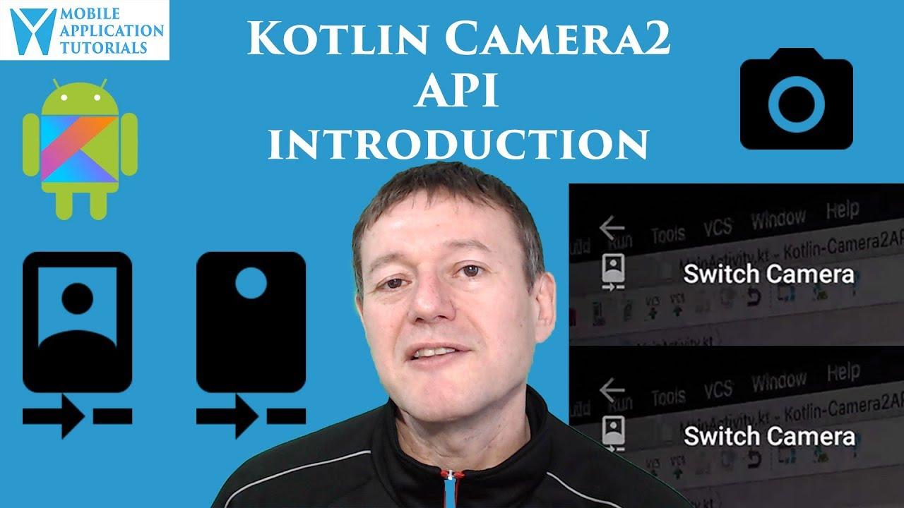 Kotlin Android Camera2 API