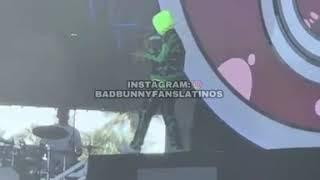 Bad Bunny - Otra Noche En Miami (En Vivo) Coachella 2019