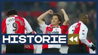 HISTORIE | Van Hooijdonk en Ono scoren in zesklapper tegen AZ