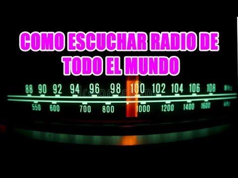 Como escuchar Radio de todo el mundo
