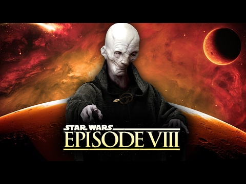 Star Wars Episode 8 - Snoke and The First Order's New Homeworld Planet (RUMOR)
