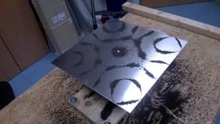 Visible Music - Resonance Experiment - Cymatics