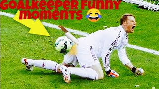 20 FUNNY WORST GOALKEEPER MISTAKES WHEN PLAYING IN FOOTBALL MATCHES