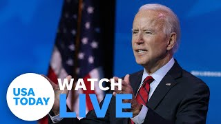 President Joe Biden delivers remarks on the way forward in Afghanistan (LIVE) | USA TODAY