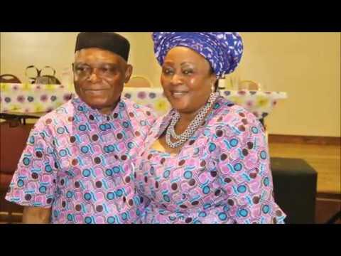 Mrs. Grace Oyidie Ogbonnaya Wake in Houston, Texas U.S.A. Picture Slide