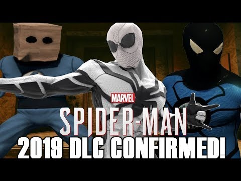 Spider-Man PS4 2019 DLC CONFIRMED! Whats Next?