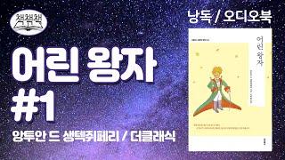 책낭독 #18 - 어린왕자 #1 / 생텍쥐페리 / 어린…