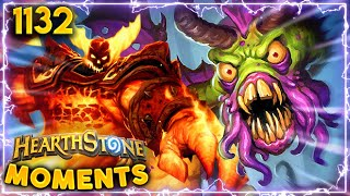 A Play SO BAD It Became GOOD | Hearthstone Daily Moments Ep.1132