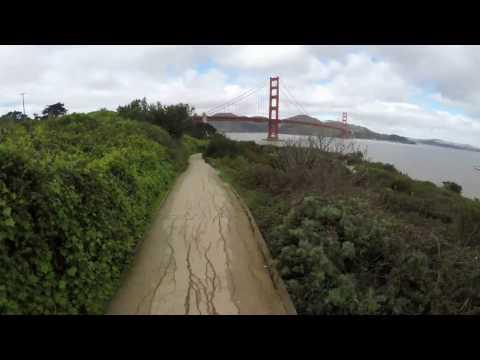 San Francisco Day Hike Time-Lapse