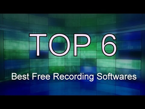Free Recording Software For Windows Mac & Linux | Download Free
